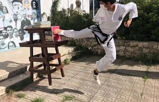 Taekwondo Ligi start aldı