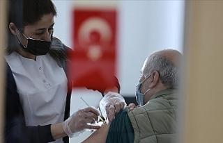 Türkiye'de Kovid-19'la mücadelede ülke...