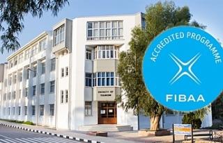 DAÜ Turizm Fakültesi'nin kalitesi FIBAA tarafından...