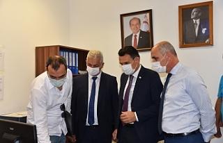Ercan Havaalanı'nda E-Gümrük pilot uygulaması...