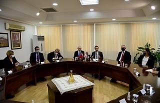 Ertuğruloğlu, CHP Genel Başkanı Kemal Kılıçdaroğlu...