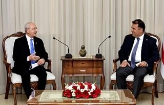 """Kılıçdaroğlu: """"Kuzey Kıbrıs'ın bir dünya..."""