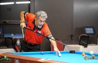 KKTC Bilardo Şampiyonası tamamlanıyor