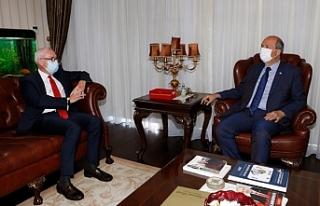 Tatar, Almanya Büyükelçisi Franz Josef Kremp onuruna...
