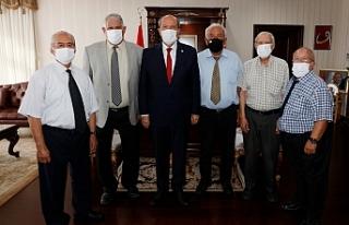 """Tatar: """"Bizim buradaki varlığımız ve güvenliğimiz..."""