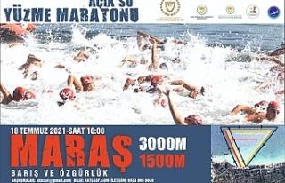Barış ve Özgürlük Açık Su Yüzme Maratonu