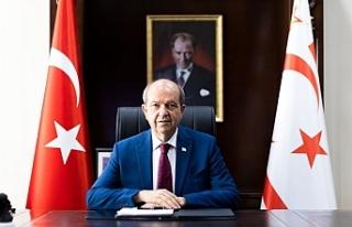 Cumhurbaşkanı Tatar'dan Maraş açıklaması