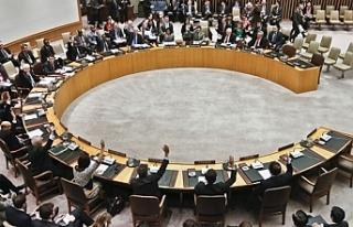 Güvenlik Konseyinin 5 daimi üyesinden tepki
