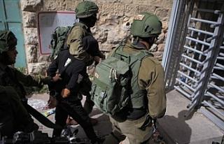 İsrail güçleri Kudüs ve Batı Şeria'da 8 günde...