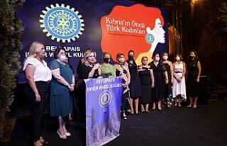 """""""Kıbrıs'ın Öncü Türk Kadınları"""" isimli..."""