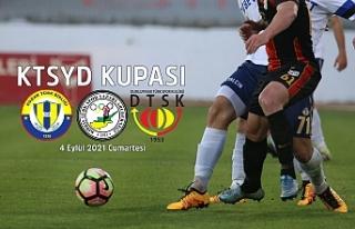 KTSYD Kupası'nda DTB ile Dumlupınar karşılaşacak