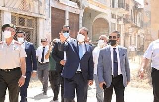 Saner, Maraş'ın askeri bölge olmaktan çıkarılan...