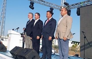 Uluslararası Kuzey Kıbrıs Kültür ve Spor Festivali...