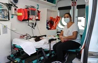 Asya bebek, Türkiye'de ücretsiz tedavi olacak