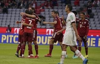 Bundesliga'daki gol düellosunu Bayern Münih...