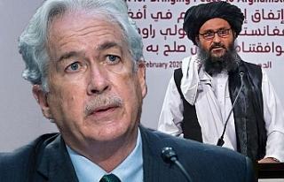 CIA Başkanı ile Taliban lideri Baradar Kabil'de...