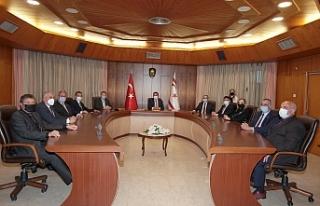 Cumhurbaşkanı Tatar, Bakanlar Kurulu'na başkanlık...
