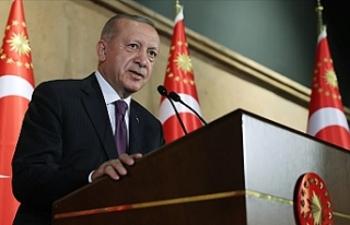 """Erdoğan: """"Türkiye, Suriye veya Afganistan kaynaklı..."""