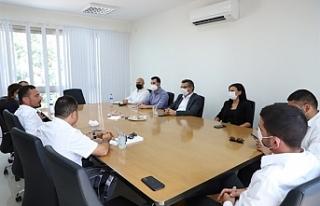 """Erhürman: """"UBP-DP-YDP Azınlık Hükümeti Anayasayı..."""