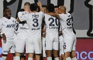 Fenerbahçe'den 3'de 3