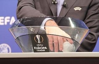 Galatasaray ve Fenerbahçe'nin UEFA Avrupa Ligi'nde...