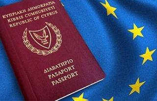 Güney Kıbrıs'ta sahte pasaportlu yabancılarda...