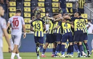Kadıköy'de 3 puan Fenerbahçe'nin