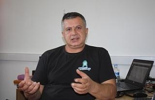 """KKTC'de bir robot üreticisi…""""Kıbrıs Türkü'nün..."""