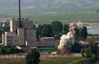 Kuzey Kore'den nükleer adım