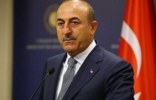 """Mevlüt Çavuşoğlu: """"Kıbrıslı Türkler adanın..."""