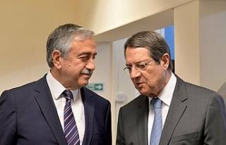 Mustafa Akıncı'nın Nikos Anastasiadis'e tepkisi...