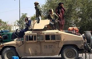 Taliban, milyarlarca dolar değerindeki ABD askeri...