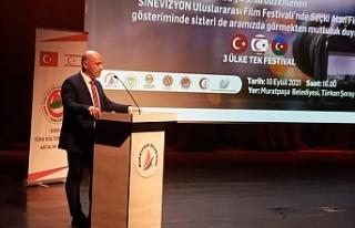 3. Sinevizyon Uluslararası Film Festivali Antalya'da...