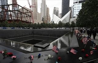 ABD 11 Eylül saldırılarını, 20. yılında 'en...