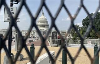 ABD Kongresi, aşırı sağcı grupların gösterisi...