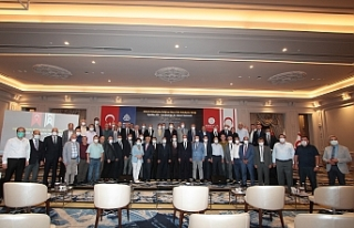 Akdeniz Belediyeler Birliği ile işbirliği protokolü...