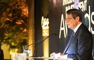 """Anastasiadis """"Ulusal tanıtım hizmeti"""" kurulacağını..."""