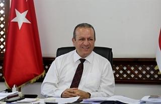 """Ataoğlu: """"KKTC güçlü bir şekilde yoluna devam..."""