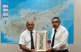 Benli, Ankara'da Kıbrıs İşleri Koordinatörü...