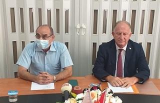 """Çaluda: """"Kıbrıs Türk halkı bilsin ki Aytaç..."""