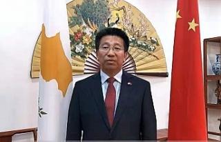 Çin'in Güney Kıbrıs'taki Büyükelçisinden...