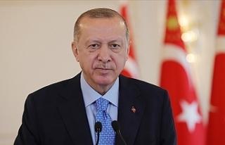 """Erdoğan: """"ABD terör örgütlerini desteklememeli"""""""