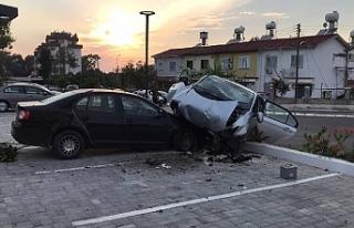 Gazimağusa'daki kazada bir kişi hayatını...