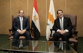 Güney Kıbrıs ve Mısır arasındaki ilk hükümetler...