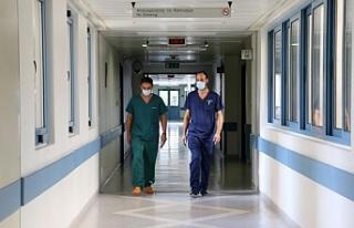 Güney Kıbrıs'taki hastanelerde acil olmayan ameliyatlar...