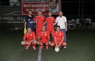 Hasan Ramadan Cemil Daireler Turnuvası'nda 3. hafta...