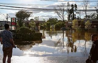 İda Kasırgası'nın vurduğu ABD'nin Louisiana...