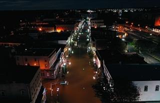 İda Kasırgası'nın vurduğu New Orleans'ta...