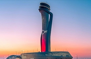 İstanbul Havalimanı Avrupa'nın en yoğun havalimanı...