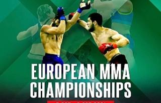 KKTC MMA Milli Takımı, Avrupa MMA Şampiyonasına...